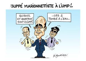 marionnettes UMP