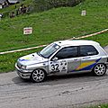 Rally beaufortain