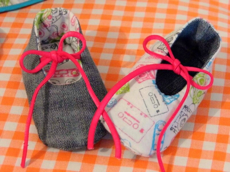 chaussons Fifi inside out Avril 2015