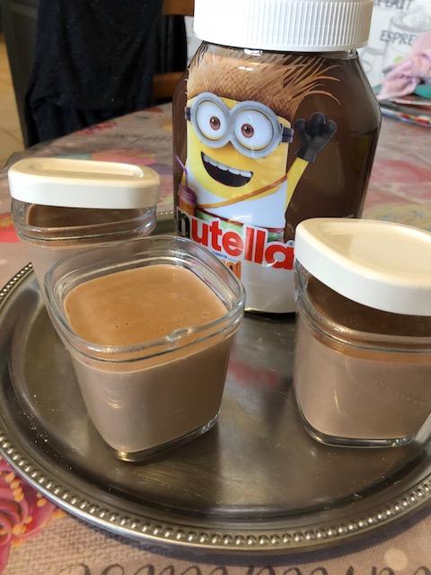 crèmé nutella