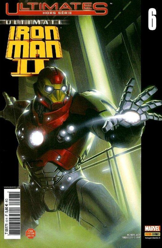 ultimates hs 06 iron man II
