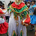 Carnaval de la paz: acte i