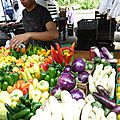 Union square market New York