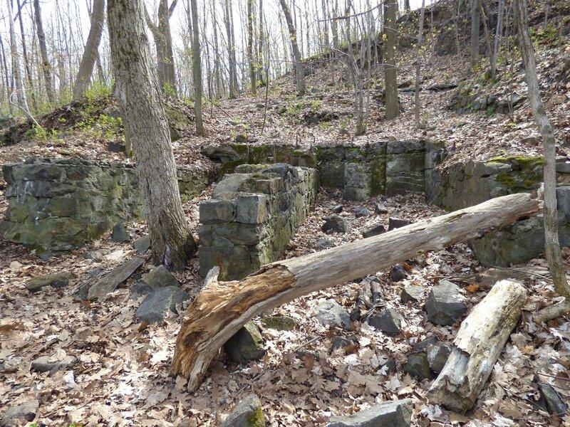 vestiges funiculaire du Mont-Royal Gabriel Jacob A