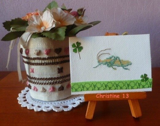 Christine 13 atc vert c