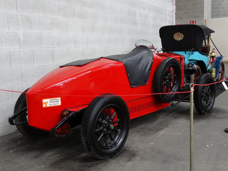 FIAT 509 SM Spinto Monza 1926 Besançon (2)