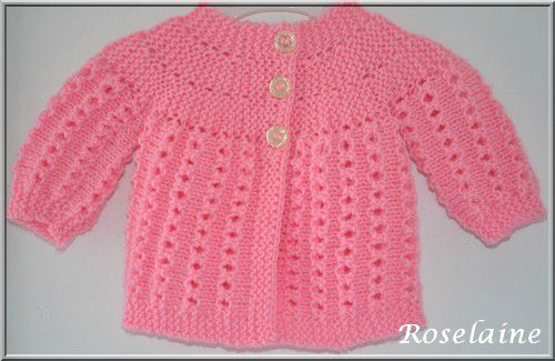 Roselaine661 Brassière rose