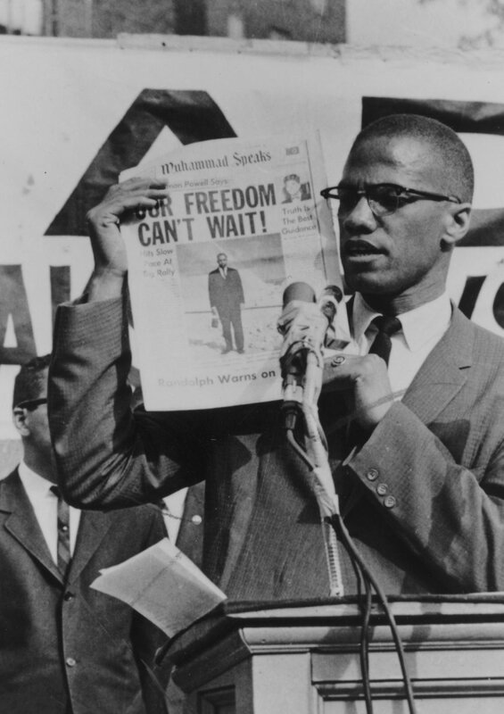 ANNEXE 2-Malcolm X-Our Freedom Can't Wait
