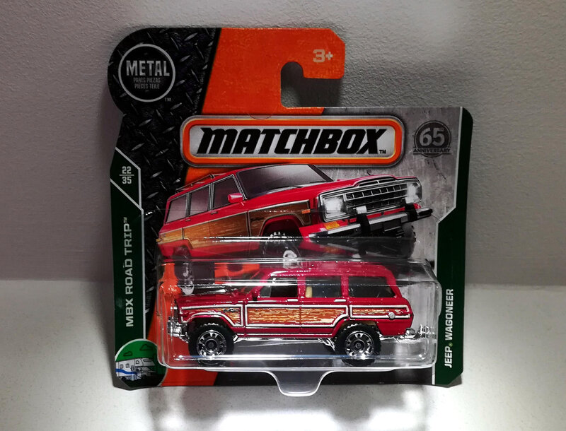 Jeep Wagoneer (Matchbox)