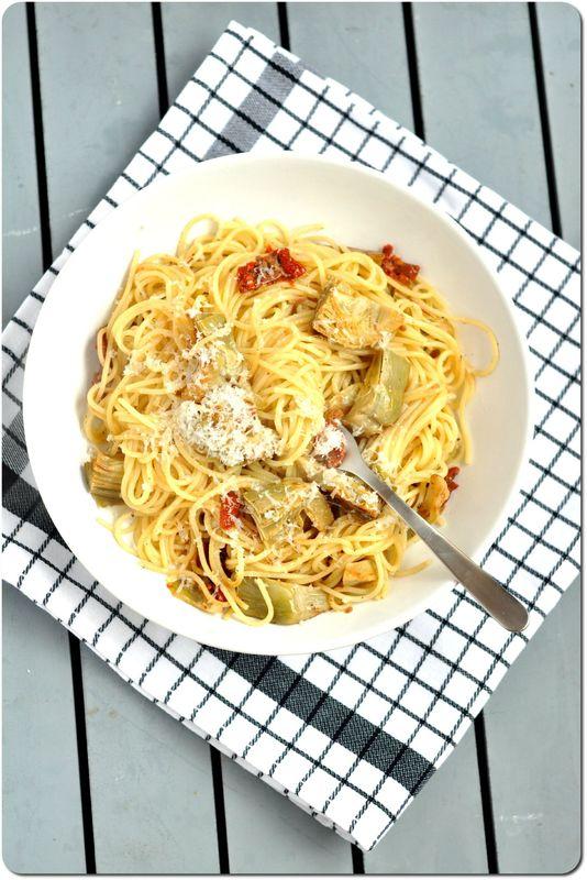 pasta-artichaut1