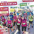 Activ'nordic evasion sera présent à l'euronordic walk vercors