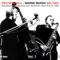 Warne Marsh Red Mitchell - 1980 - Big Two Vol