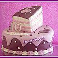 Gâteaux rigolos et gâteaux 2D, 3D