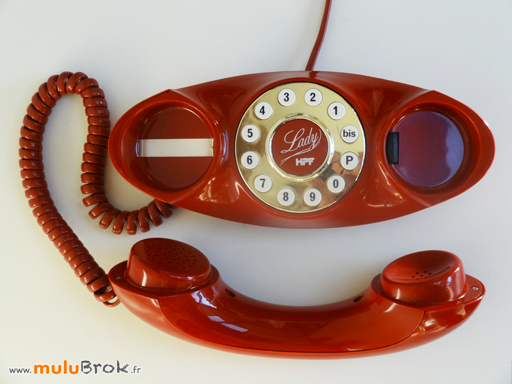 TELEPHONE-A-TOUCHE-LADY-HPF-4-muluBrok-Vintage