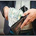 Portefeuille magique multiplicateur en dollar,portefeuille magique
