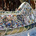 Barcelone, Park Güell_5450