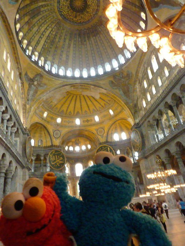 Istanbul _ Aya Sofia