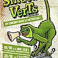 Skagenda présente Les Singes Verts (rocksteady)