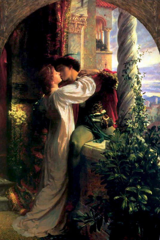 Document 1 romeo-and-juliet-1884 dicksee