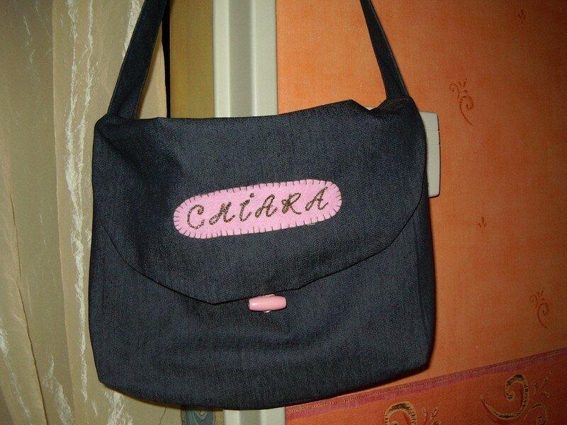 Un petit sac pour l'anniversaire d'une camarade de classe de Loan