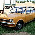 Opel kadett type C 1000 berline 4 portes (Rencontre de véhicules anciens à Achenheim) 01