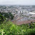 De Cherbourg à Coutances par Lessay