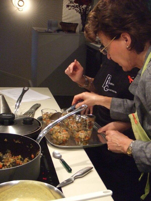 Cours de Cuisine - Initiation Gourmande - 10 juin 2010 034