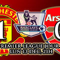 Man utd 1 - 0 arsenal