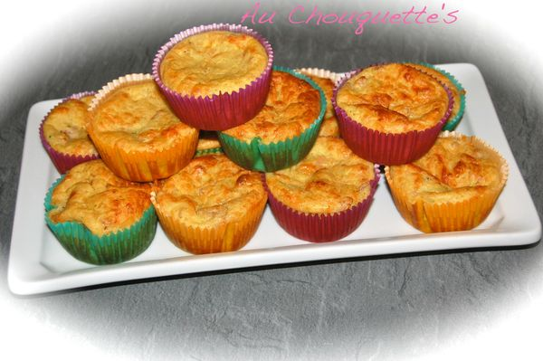 MUFFINS COURGETTES 2