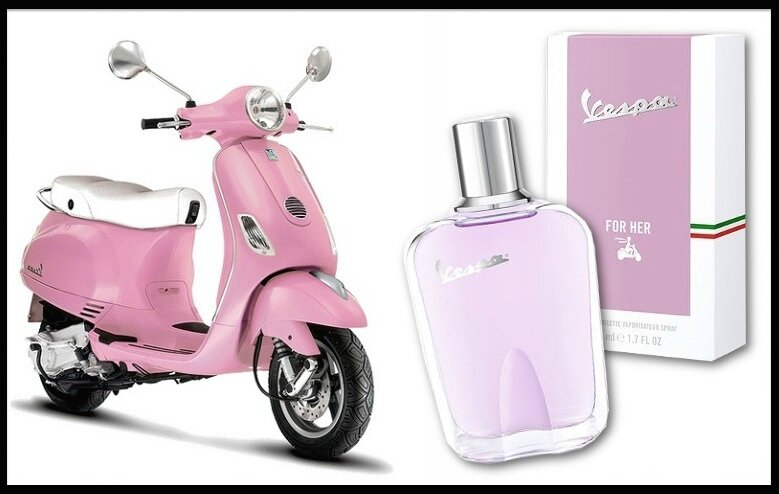 coty vespa for her 3