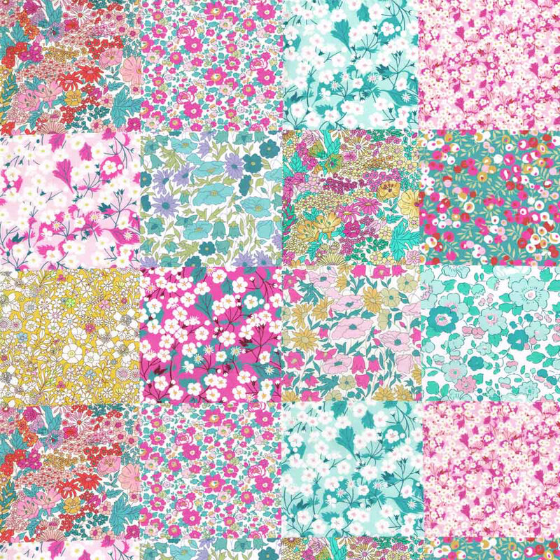 Alice Patchwork liberty