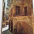 Sarlat rue des Consuls