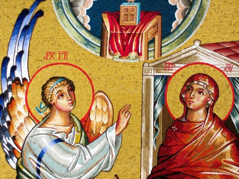 Annunciation (2)