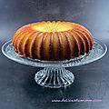 Cake au citron de pierre hermé version 2.0