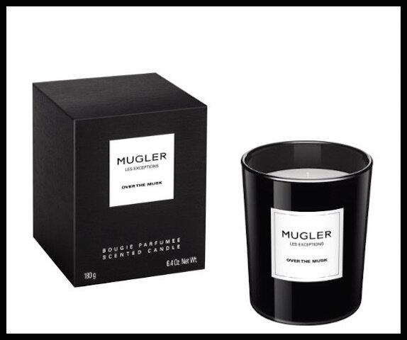 mugler over the musk