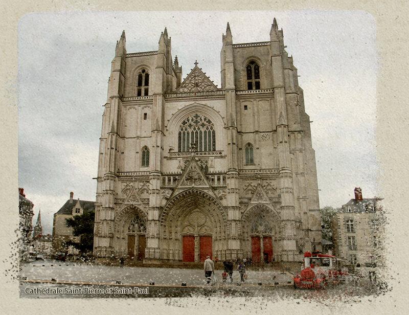 Nantes Saint Pierre et Saint-Paul-