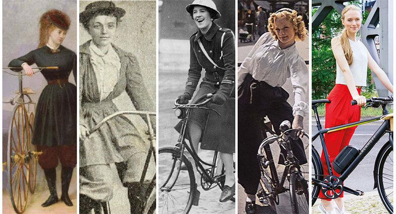 le-vélo-et-les-femmes