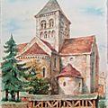 Domfront - Notre Dame