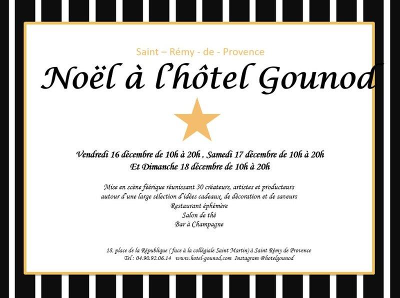 Noel au gounod 2016
