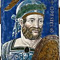 Limosin léonard (vers 1505-1575), oreste, vers 1540