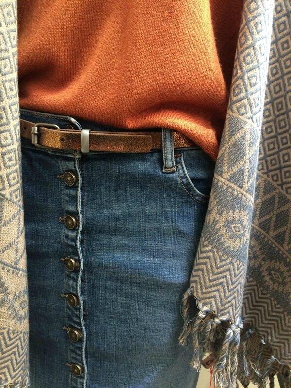 Collection printemps été 2016 B YU , FINE COLLECTION, WAS jeans, BECK SONDER GAARD, prêt à porter féminin, et REHARD accessoires cuir, 5OCTOBRE bijoux, Boutique Avant Après 29 rue Foch 34000 Montpellier (3)
