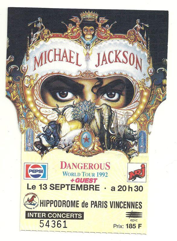 ticket dangerous0001