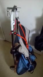 chariot de randonnée 1