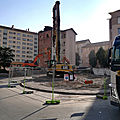 Destruction des hbm du square jeanne d'arc (suite)