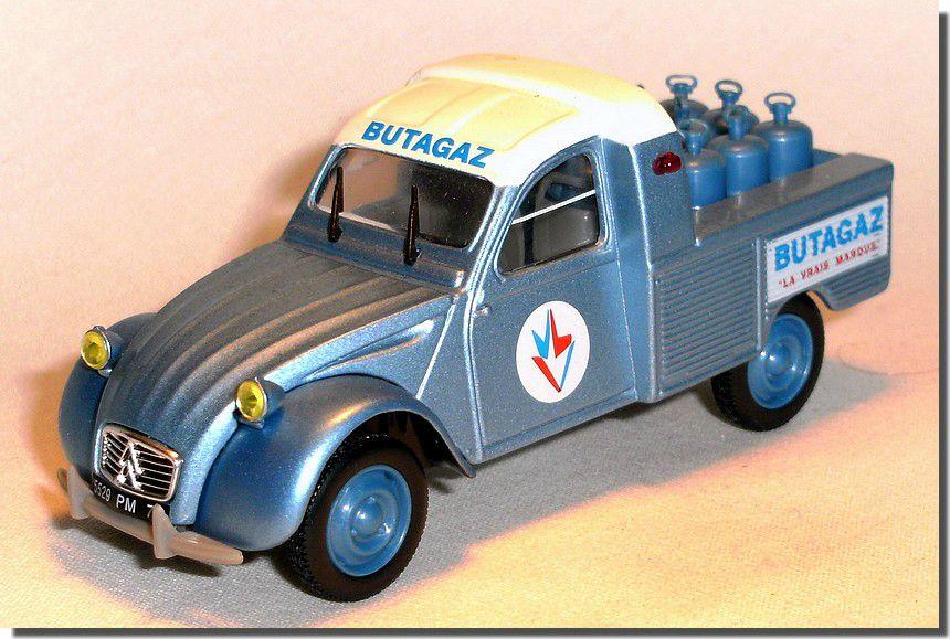 001 Butagaz Pickup Norev 1