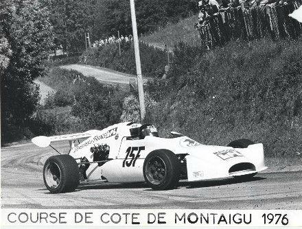 Rémy Née Alpine A 364 1600 cm3