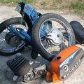 Autos et motos anciennes