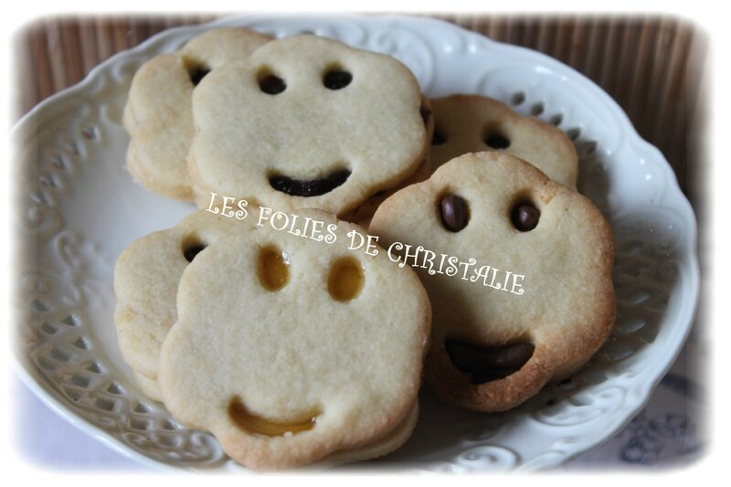 Biscuits smiley's 11