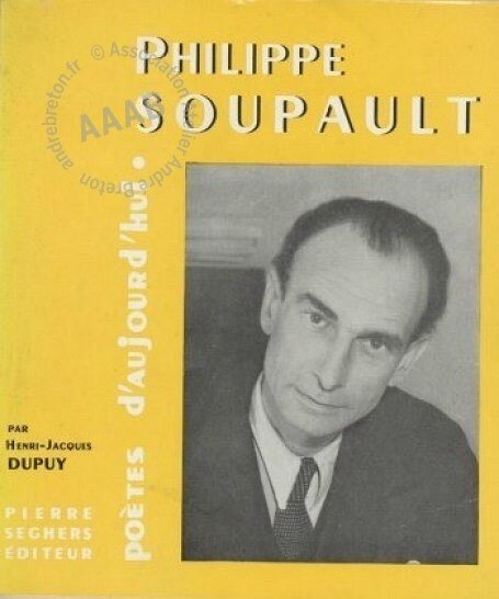 Philippe Soupault Seghers