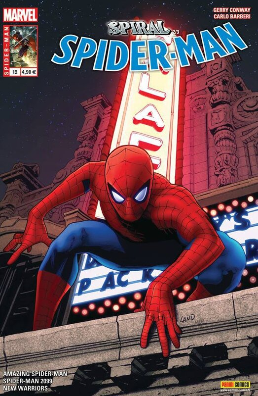 spiderman V5 12